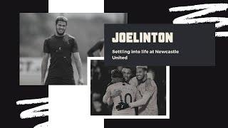 INTERVIEW | Joelinton on settling into life in Newcastle and the Premier League