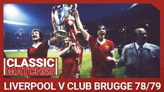 European Classic: Liverpool 1-0 Club Brugge | Kenny retains the European Cup at Wembley