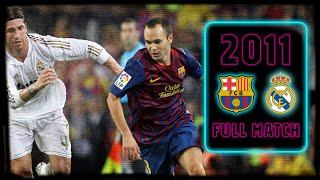 FULL MATCH: BARÇA - REAL MADRID (SPANISH SUPERCUP FINAL)