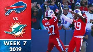 Bills Week 7 Victory Recap vs. Dolphins (2019)