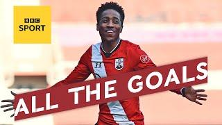 Southampton's road to the FA Cup semi-finals | All the goals
