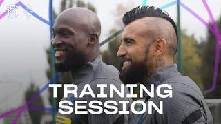 INTER vs BORUSSIA | PRE-MATCH TRAINING SESSION | 2020-21 UEFA CHAMPIONS LEAGUE