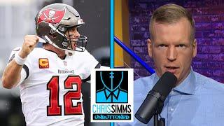 NFC Championship Preview: Tampa Bay Buccaneers vs. Green Bay Packers | Chris Simms Unbuttoned