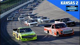 e.p.t 200 from Kansas Speedway | NASCAR Truck Series Full Race Replay