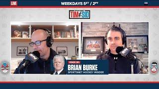 'What's The Alternative?' Brian Burke On Teams Voting Against NHL' Return To Play Plan | Tim & Sid