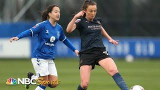 Women's Super League: Everton v. Manchester City | EXTENDED HIGHLIGHTS | NBC Sports