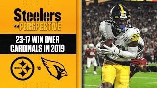 Steelers Perspective: Steelers fans TAKE OVER Arizona, team gets a win over Cardinals in 2019