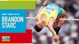 IAAF Inside Athletics: Brandon Starc - Extended Cut
