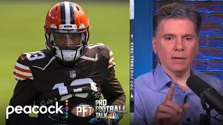 Odell Beckham Jr. future with Cleveland Browns uncertain | Pro Football Talk | NBC Sports