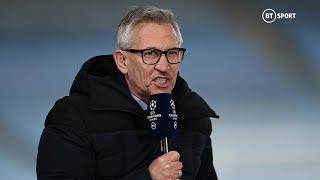 Gary Lineker bids emotional farewell after six years hosting BT Sport's Champions League coverage