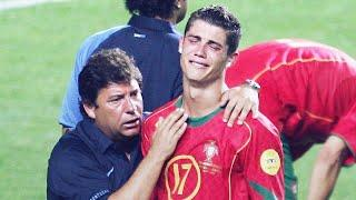 4 times Cristiano Ronaldo cried during a match | Oh My Goal