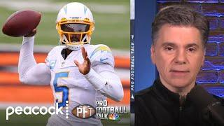 Houston Texans can use Tyrod Taylor with or without Deshaun Watson | Pro Football Talk | NBC Sports