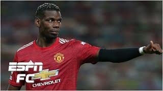 'Pogba can CREATE from nothing!' Is Man United's lacklustre form down to missing Pogba?   ESPN FC