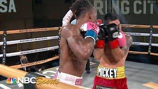 Ring City USA: O'Shaquie Foster stops Miguel Roman | EXTENDED HIGHLIGHTS | 11/19/20 | NBC Sports