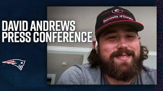 "David Andrews: ""I'm looking forward to getting back to being a football player"" 