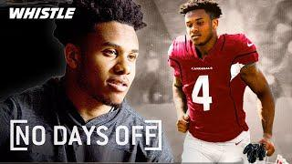 Arizona Cardinals WR Rondale Moore Is An Athletic FREAK!