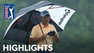 Highlights   Round 1   the Memorial   2021