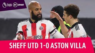 Sheffield United vs Aston Villa (1-0) | Blades earn just fourth win! | Premier League Highlights