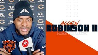 Allen Robinson II on the need for explosive plays | Chicago Bears