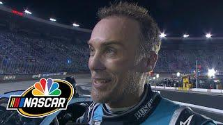 Kevin Harvick wins; Byron, DiBenedetto, Blaney, Custer eliminated; Almirola 5th | Motorsports on NBC