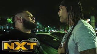 Damian Priest has words with Bronson Reed: WWE NXT, Aug. 5, 2020