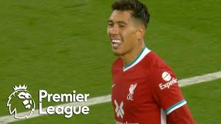 Firmino puts cherry on top of Liverpool's win v. Leicester City | Premier League | NBC Sports