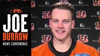 Joe Burrow Is Ready To Win Championships | Cincinnati Bengals
