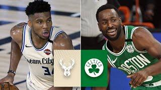 Boston Celtics vs. Milwaukee Bucks | 2019-20 NBA Highlights