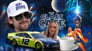 Daytona road course? Building a deck, Kim's cups...of coffee | Ryan Blaney's Glass Case of Emotion