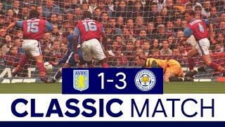Izzet Magic At Villa Park | Aston Villa 1 Leicester City 3 | Classic Matches