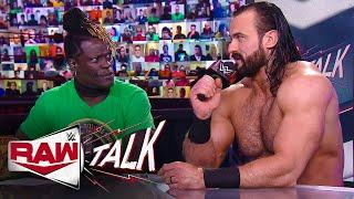 Drew McIntyre isn't worried about anyone but Randy Orton: WWE Raw Talk, Nov. 9, 2020