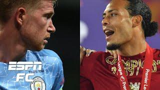 Liverpool or Manchester City: Who's winning the English Premier League title? | ESPN FC