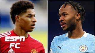 Who is better: Man United's Marcus Rashford or Man City's Raheem Sterling? | ESPN FC Extra Time