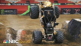 Monster Jam 2020: Indianapolis | EXTENDED HIGHLIGHTS | Motorsports on NBC