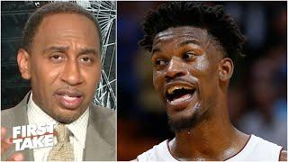 'I don't know if Jimmy Butler can be THAT dude' - Stephen A. | First Take