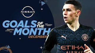 DECEMBER GOALS OF THE MONTH! | 20/21 | STERLING, TORRES, WEIR & MORE!