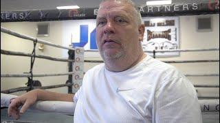 'ITS SCANDALOUS, GIVE DILLIAN WHYTE HIS SHOT' - BILLY NELSON TALKS BIG FIGHT FOR BAKOLE IN AUGUST