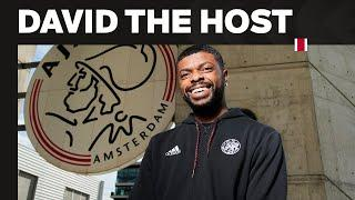 It's coming back for all of us!    Welcome David the Host