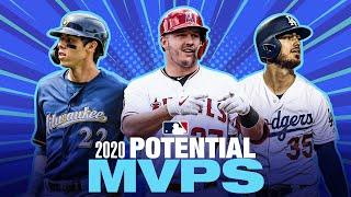 Potential MLB MVP Candidates (A look at the best players like Mike Trout, Cody Bellinger, more!)