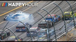 NASCAR Happy Hour | The GEICO 500 from Talladega in 52 minutes | NASCAR at Talladega Superspeedway