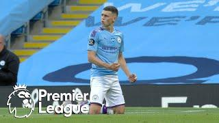 Phil Foden scores Manchester City's third goal v. Liverpool | Premier League | NBC Sports