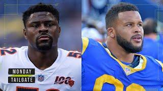 Chicago Bears vs Los Angeles Rams Monday Night Football preview | Monday Tailgate