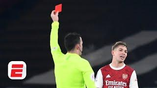 Arsenal red card reversal shows you can't please anyone with VAR - Craig Burley | ESPN FC