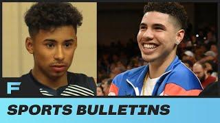 LaMelo Ball CHALLENGED By Julian Newman Who Says He Would EASILY Win 1 on 1