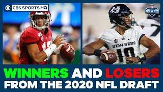 WINNERS and LOSERS from the 2020 NFL Draft | CBS Sports HQ