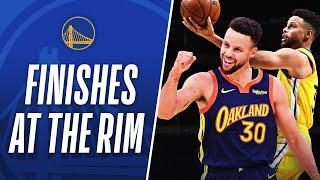 Stephen Curry's BEST Finishes At The Rim This Season So Far!