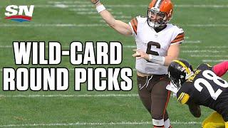 NFL Wild-Card Round Picks & Preview | Against The Spread