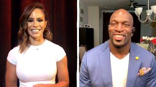 Titus O'Neil talks about helping families during COVID-19