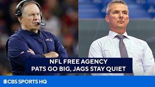 NFL Free Agency Update: Patriots, Colts, Jaguars & Top Remaining Free Agents | CBS Sports HQ