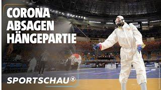 Handball-WM mitten in der Corona-Pandemie - Turnier in der Kritik | Sportschau